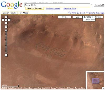 Top 10 google maps satellite photos top ten and google top 10 google maps satellite photos sciox Images