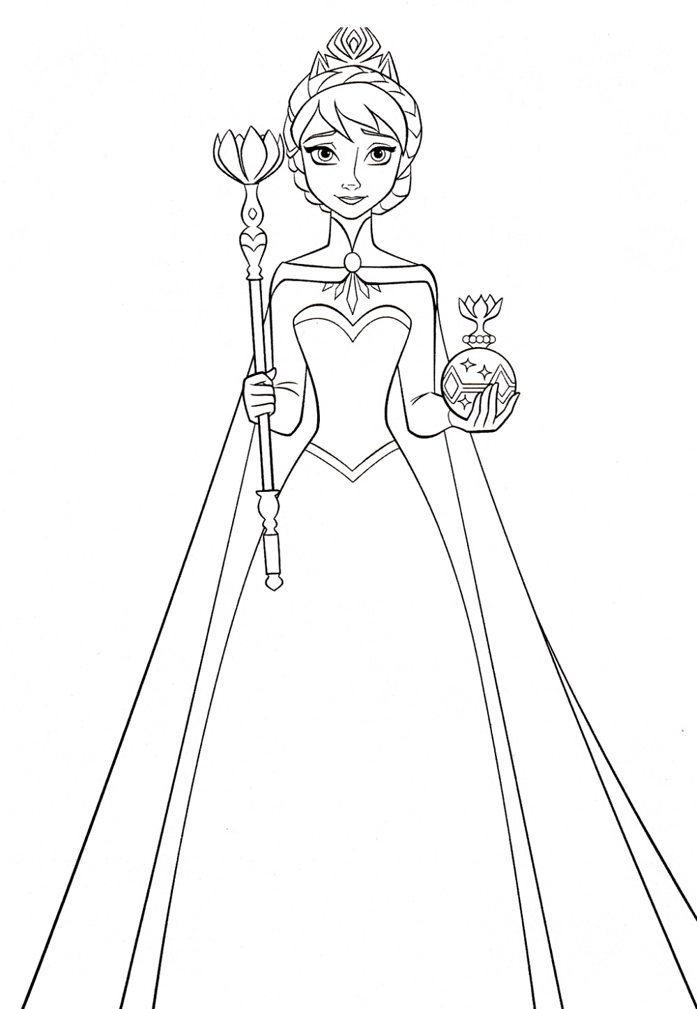Free Printable Elsa Coloring Pages For Kids Best Coloring Pages For Kids Frozen Coloring Pages Elsa Coloring Pages Frozen Coloring