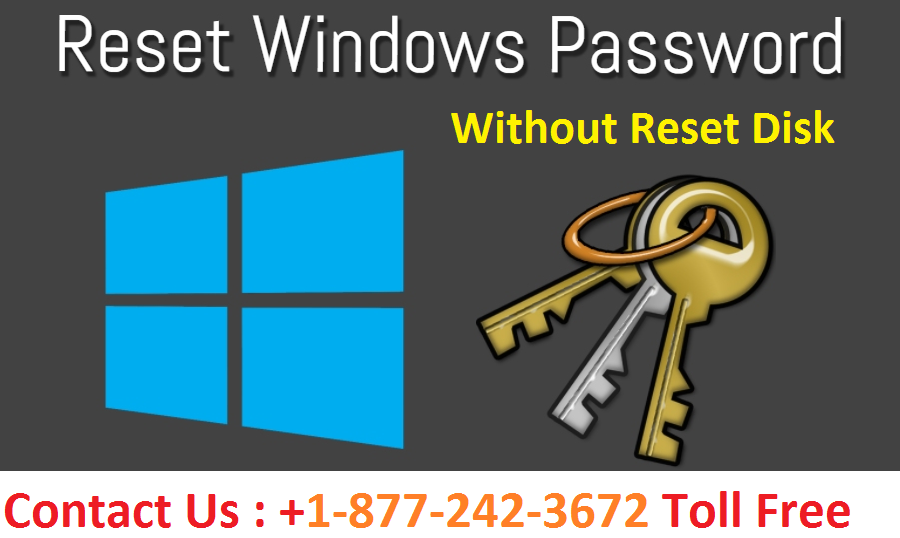 how to reset a windows 10 password without disk