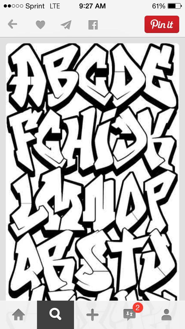Grafitti Letters Graffiti Wall Art Graffiti Writing Graffiti Tattoo Easy Graffiti