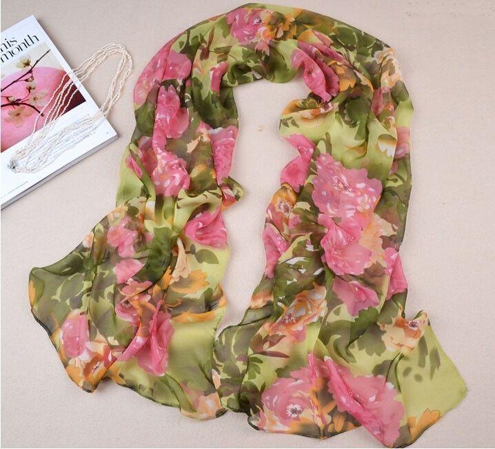 long women floral shawl/wrap