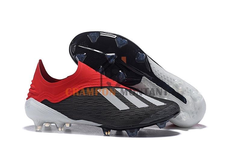 Adidas X 18.1 FG Noir   Black shoes, Soccer shoes, Men's adidas