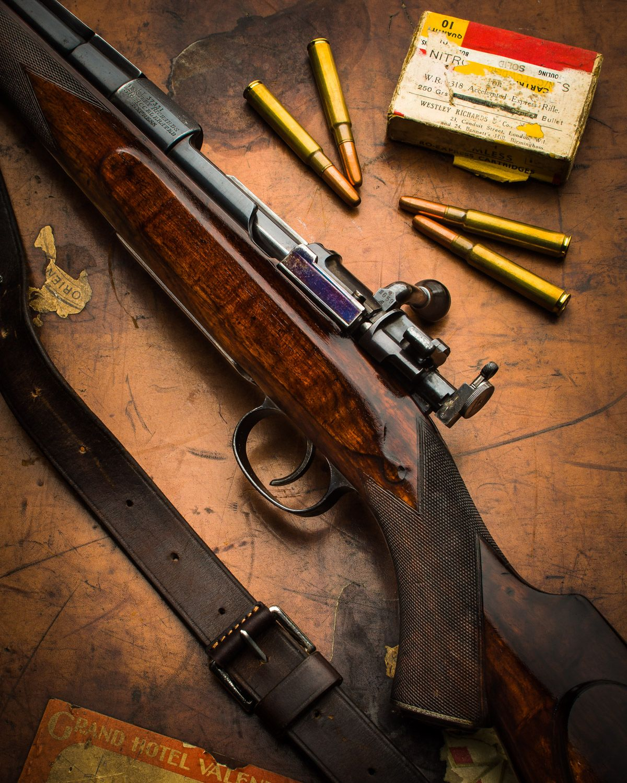 Westley Richards   Gunmakers since 1812   guns n gear   Guns
