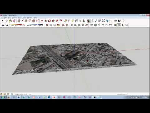 Revit To Real 1 Building Topography In Revit From Sketchup