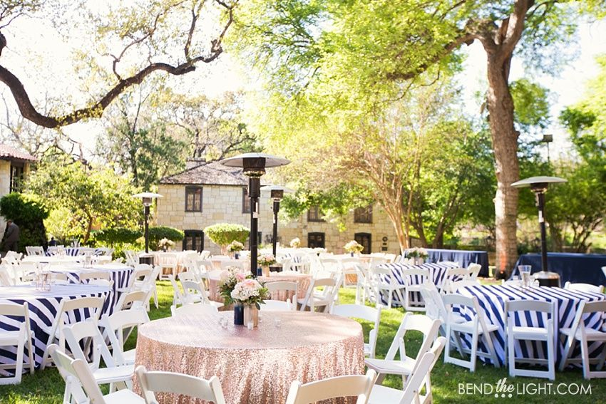Kayse Russell Witte Museum Wedding Ceremony Wedding Reception