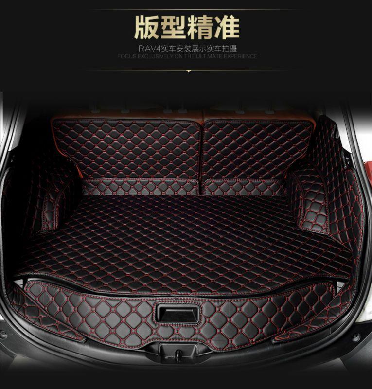 Car Trunk Mat For Ford Focus Transit Mondeo Fiesta S Max Explorer Maverick Kuga Escape Caravan E150 Auto Acces Interior Accessories Car Accessories Cargo Liner