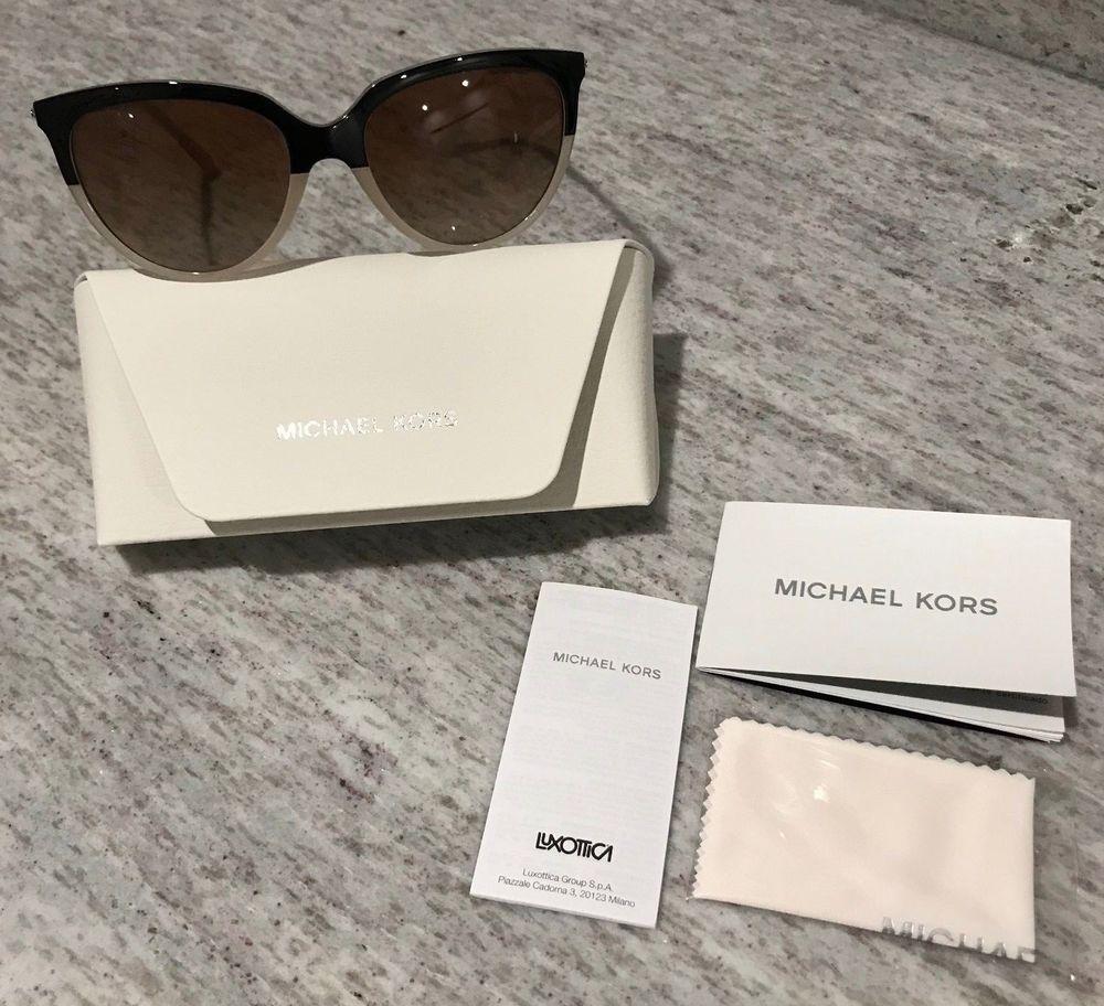 Michael Kors Sunglasses MK 2051 328313 Brown Milky Beige