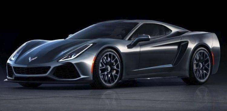 Details Zur 2020 Chevrolet Corvette Aka Der C8 Hypercars