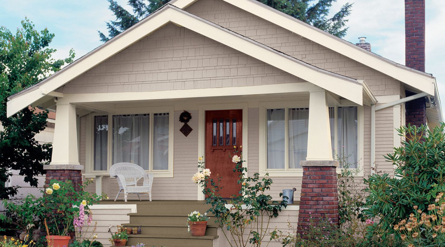 Exterior House Color Inspiration Sherwin Williams House Paint Exterior Craftsman Home Exterior Exterior Color Palette
