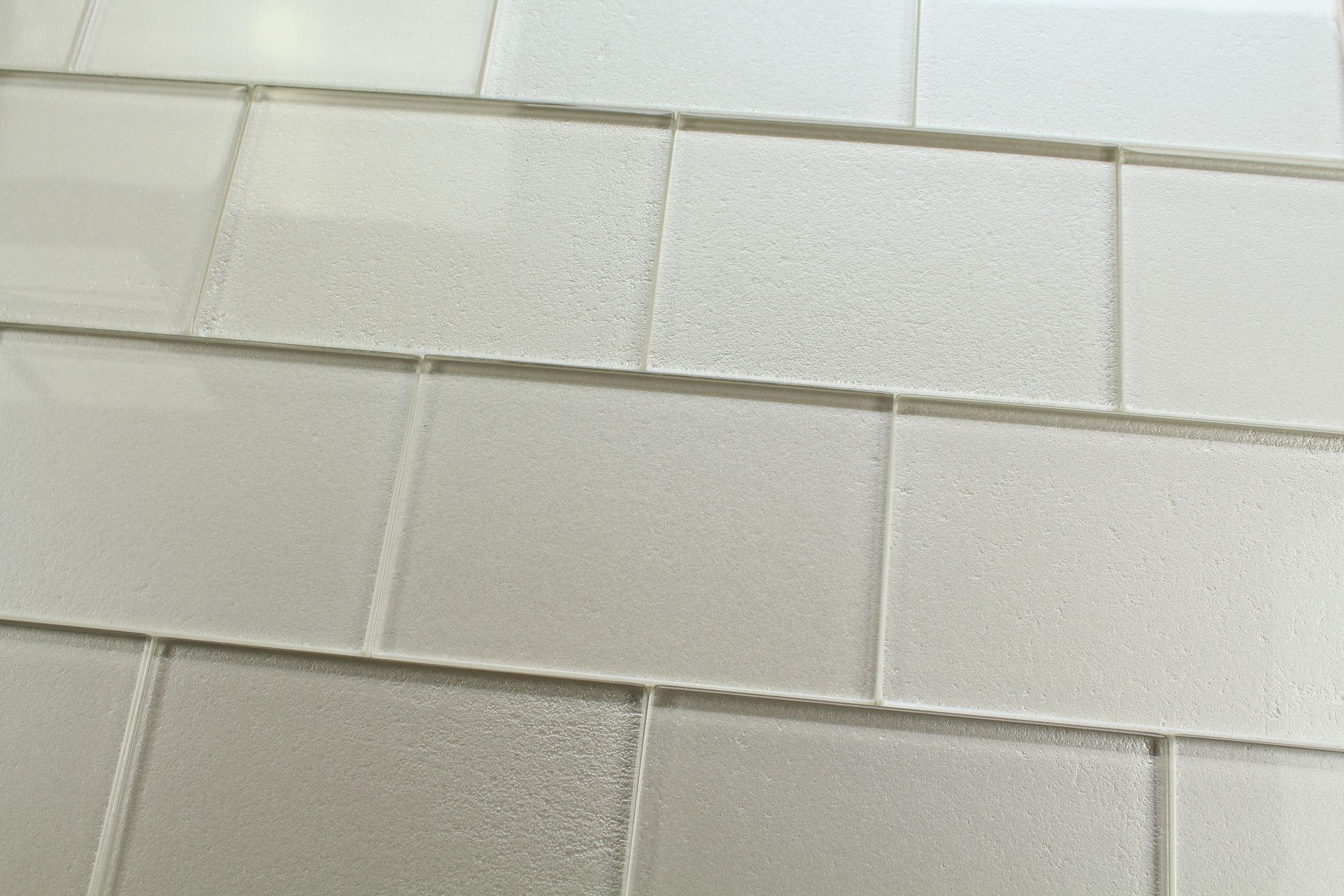 Elements Arctic 4x6 Glass Subway Tiles | Rocky Point Tile ...