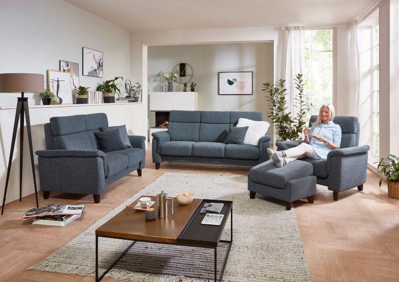 Graue Sofa Und Sessel Kombination Mobel Wohnzimmer Mobel Wohnzimmer