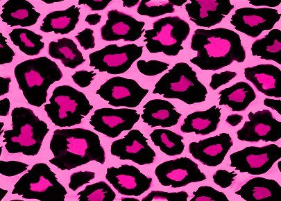 Myspace Pink Leopard Print Background Twitter Backgrounds