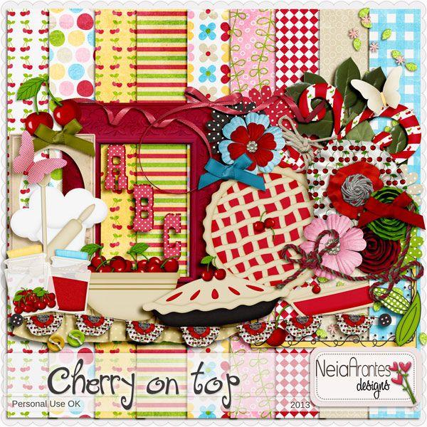 Cherry On Top kit by Neia Arantes