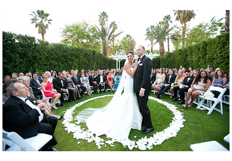 Tiffany + Doug { Riviera Palm Springs Wedding} » blog.mibelleinc.com