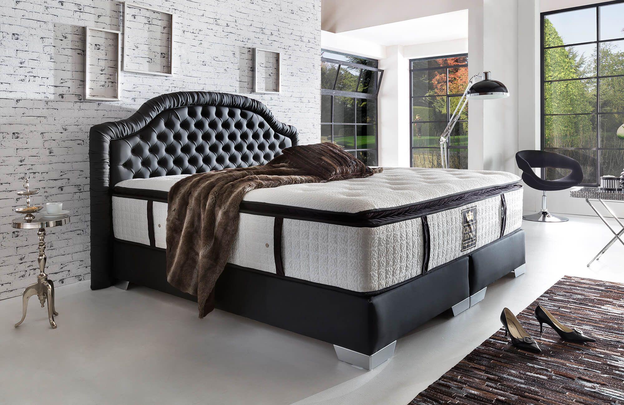 Stella von Forte Schlafzimmer Sandeiche weiß Hochglanz schlafzimmer Pinterest