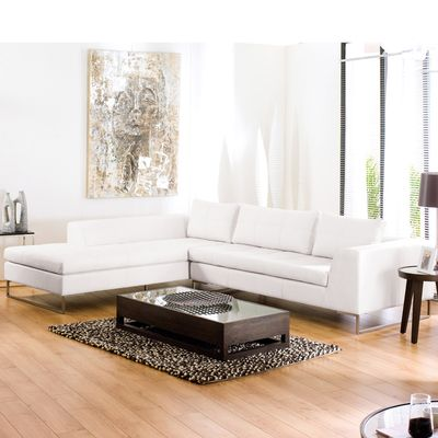 A Designer Sofa That Is As Wide As It Is Long With A Super Sized Chaise Section T Leather Corner Sofa Corner Sofa Living Room Leather Corner Sofa Living Room