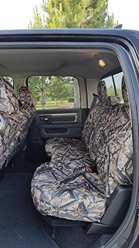 Durafit Seat Covers D1339 Lost C Seat Covers Made In Lost Camo Endura For Dodge Ram 15003500 Crew Cab Rear 4060 S Car Seats Truck Seat Covers Dodge Accessories