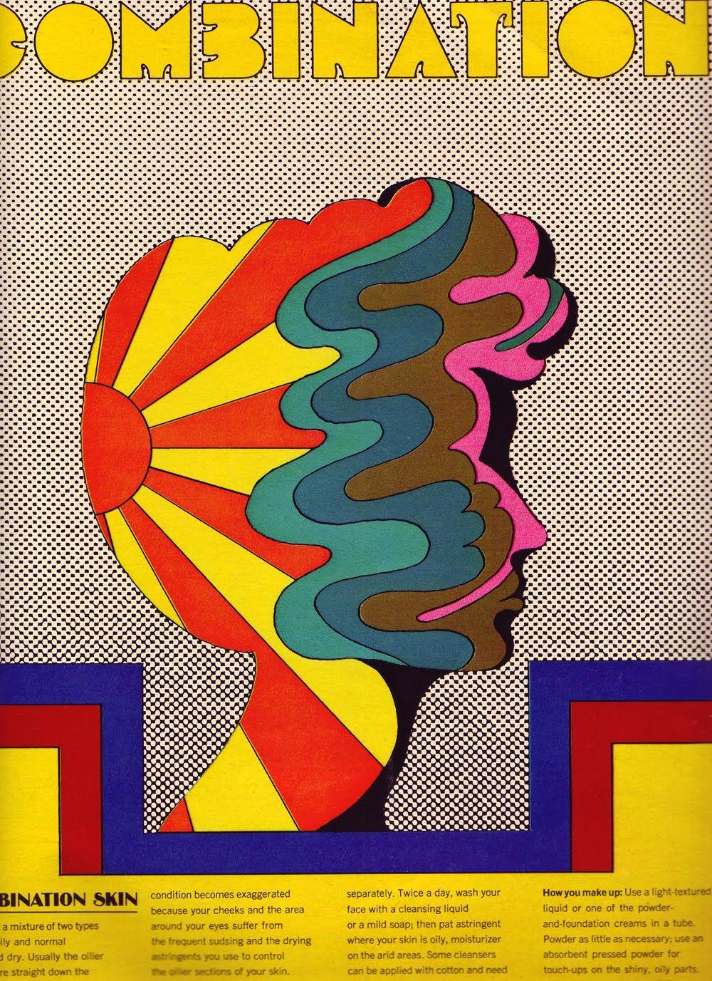 Milton Glaser I. | Vintage graphic design, Milton glaser ...