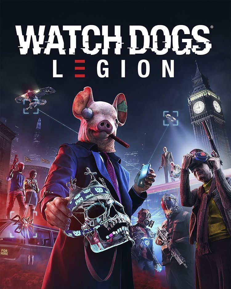 Recruit Your Resistance From Anyone You See To Take Back London Watch Dogs Legion Coming March 6 2020 Ubie3 E32019 Wa In 2020 Watch Dogs Watch Dogs Game Ubisoft