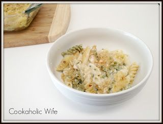 Cookaholic Wife: Poblano Mac and Cheese