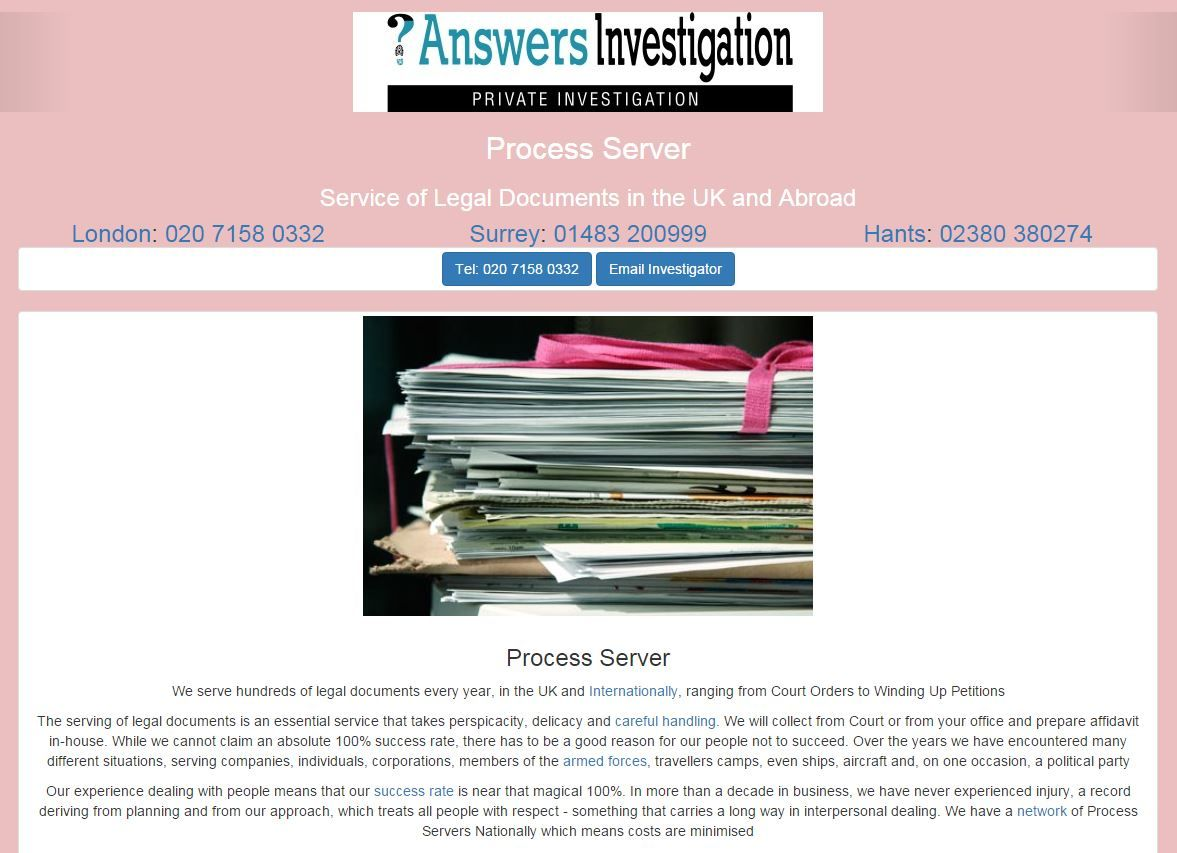 Pin by Answers Investigation Private Detectives on