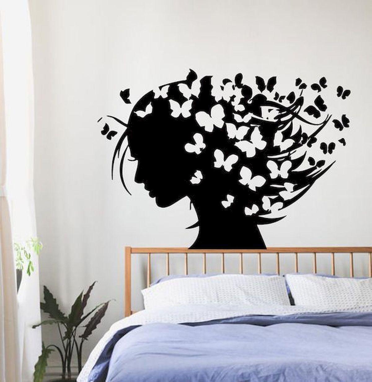 Bedroom Wall Art Designs Images Homyracks