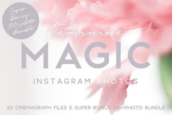 Ad Social Media Layout Template Animated Instagram Photos Social