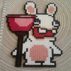 Lapin Crétin Univers Rayman Pixel Art Game Development