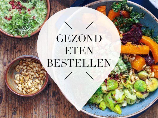 gezond eten amsterdam