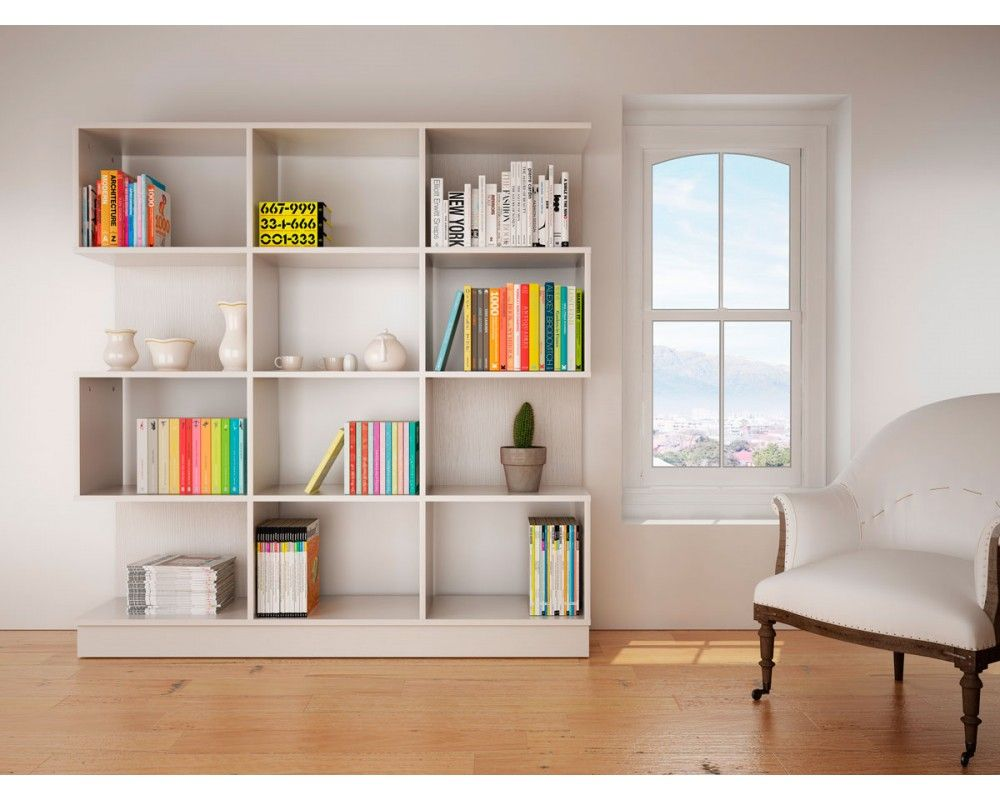 Librero Auckland Laricina Para Mi Casa Pinterest Libreros # Muebles Libreros