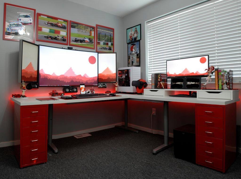 Diseño y decoración de oficinas para geeks y gamers Diseños de