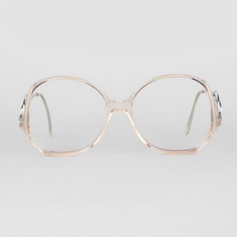"""Lunettes vintage femme « granny style"""" années 70 roses et acier – Classic  Design International - Années 80 c6ac095cb556"""