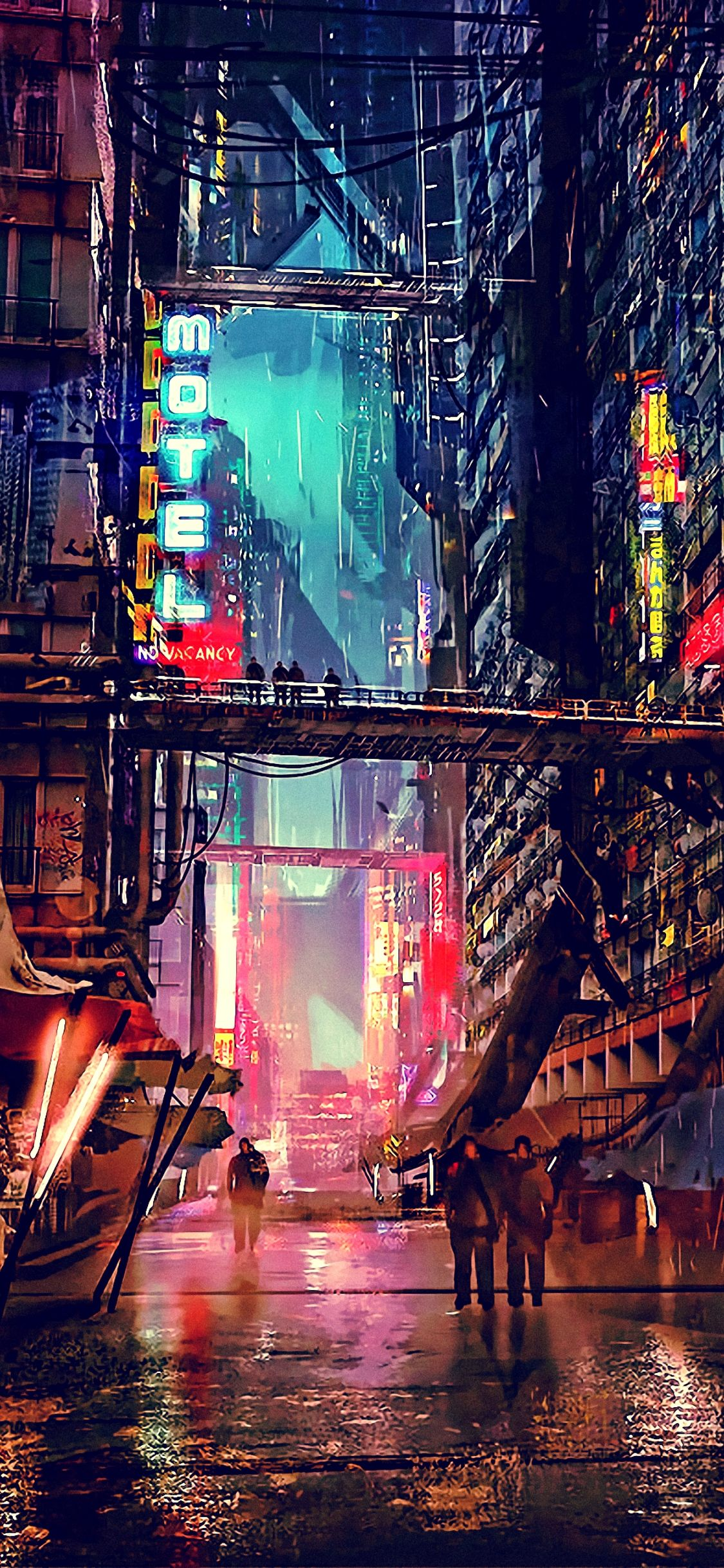 Cyberpunk Wallpaper 4k Iphone Ideas Di 2020 Wallpaper Ponsel Gambar Karakter Kartu