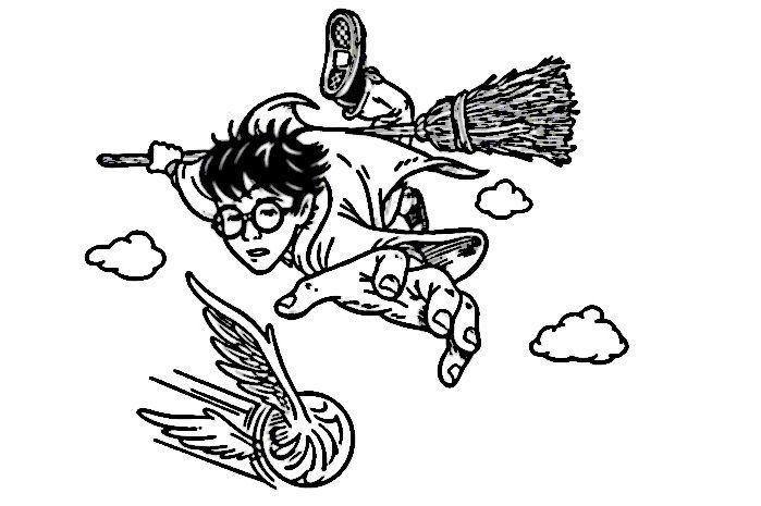 Harry Potter Tegninger Til Farvelaegning 20 Tegning Harry Potter Tegninger Harry Potter