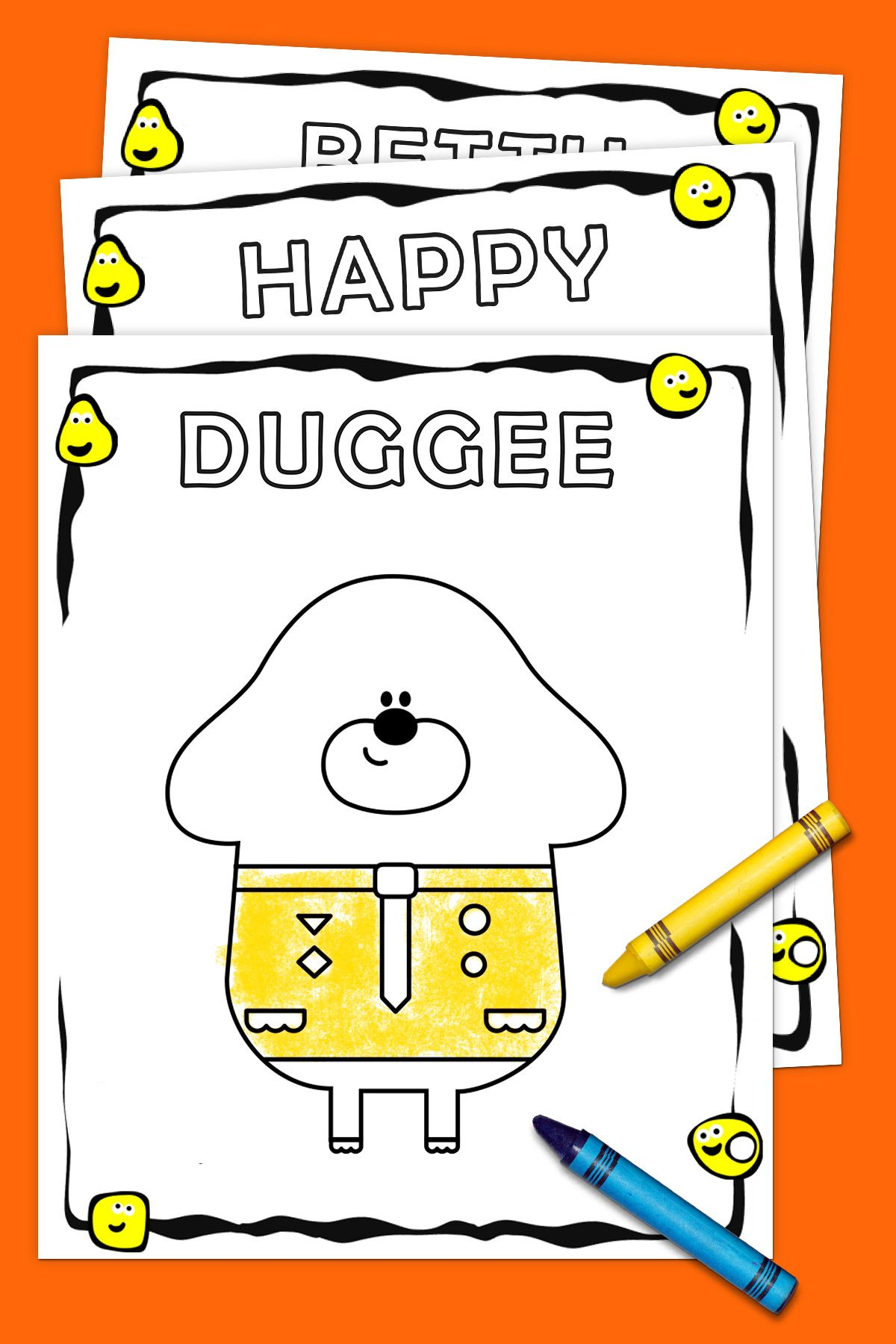 Hey Duggee Activity Pack