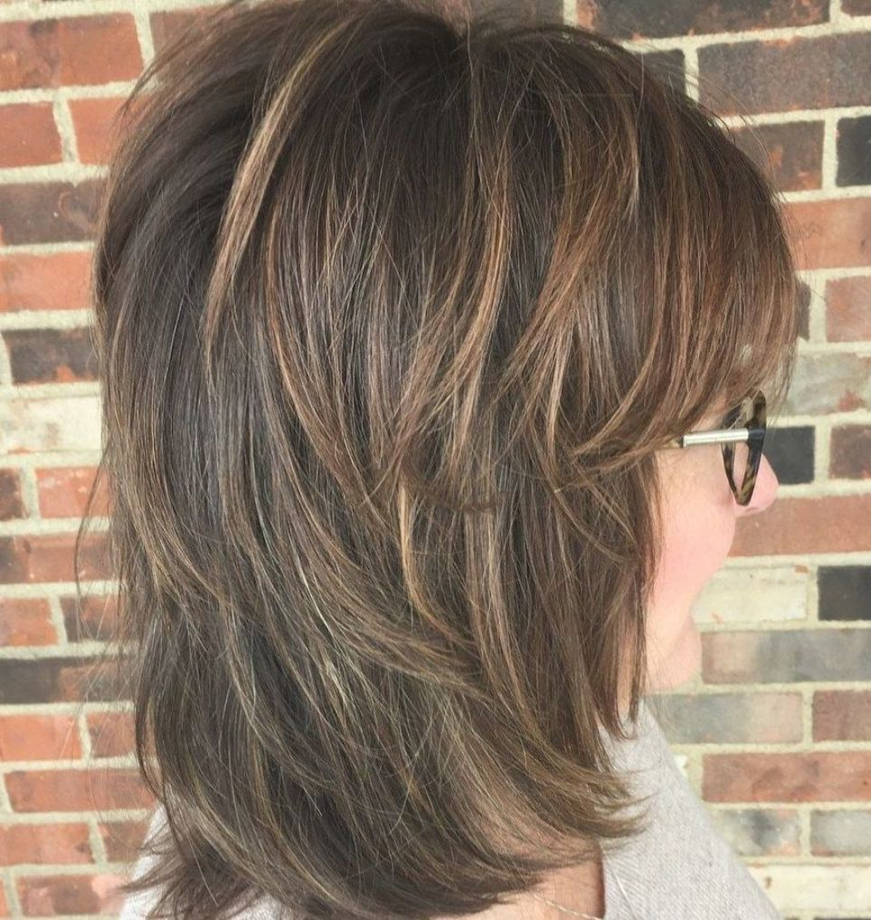 20 Youthful Shaggy Hairstyles for Fine Hair over 50 in ...