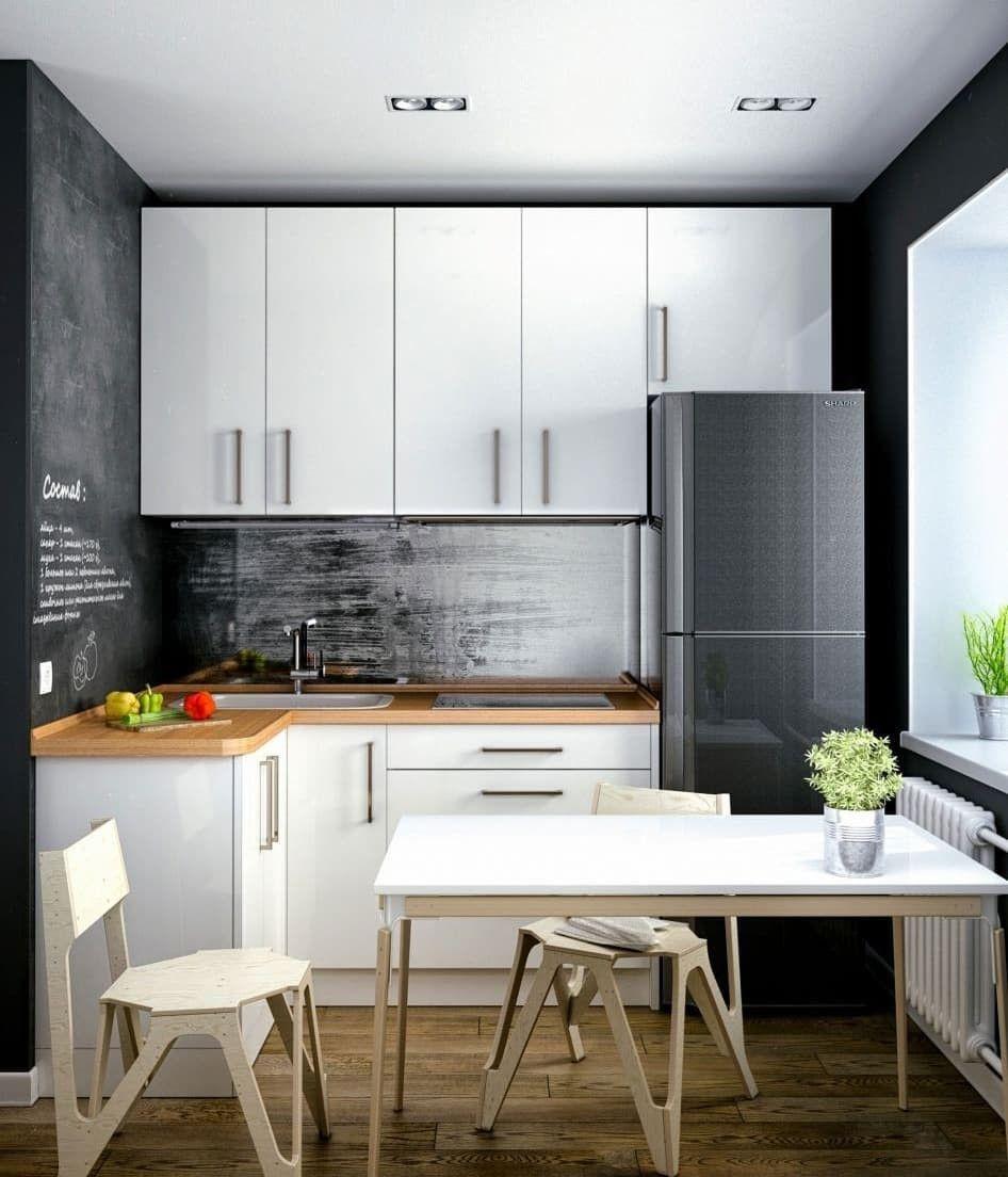 Simple Homedecor Ideas: 60 Creative Small Kitchen Design And Organization Ideas