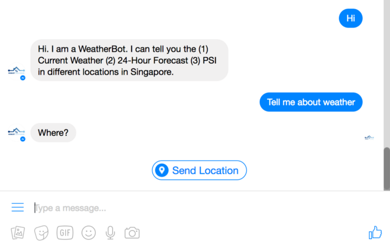 How to build a fully functional chatbot on Facebook