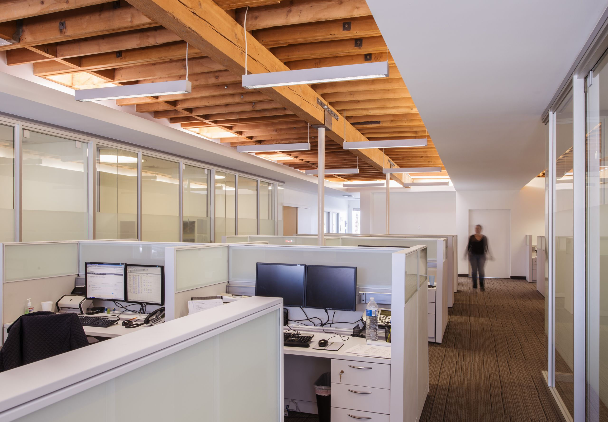 Abacus Office designed by Abramson Teiger Architects in ...