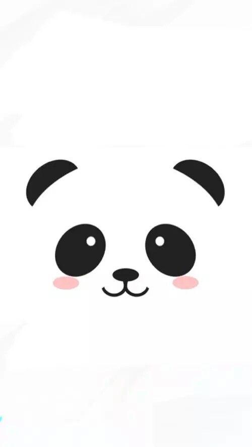 Panda Bear Kawaii în 2019 Desene Fundaluri și Atena