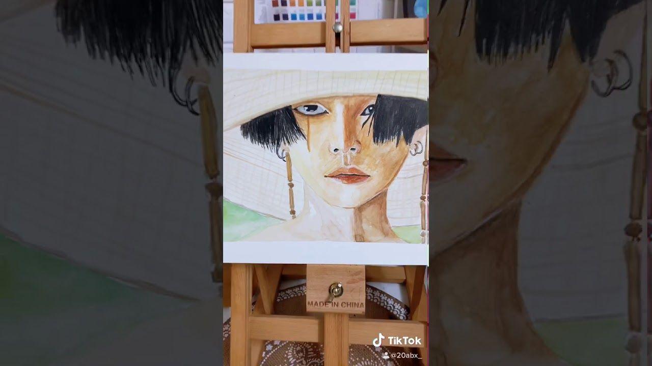 رسم شوقا Drawing Shuga D Bts Drawing Shuga Tiktok Art Youtube Bts Drawings Cute Drawings Art