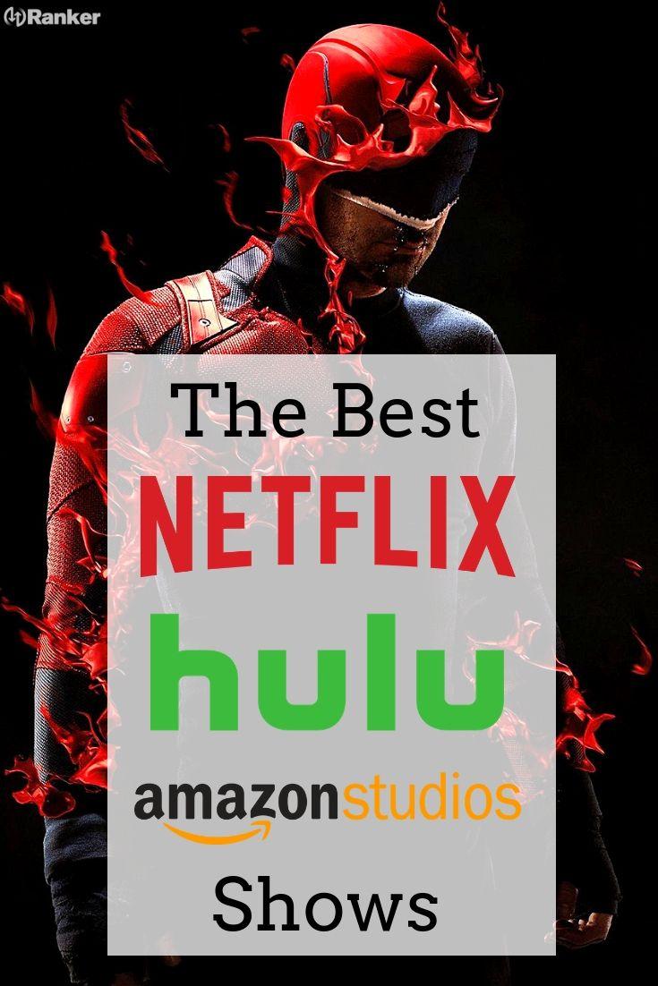 The best Netflix original shows, Hulu originals, and Amazon original
