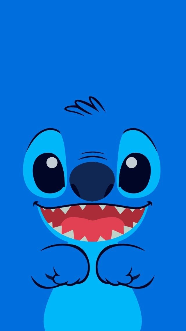 Stitch wallpaper from lelo and stitch for iphone 5. Lelo
