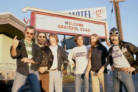 The Grateful Dead May 1979 Baltimore