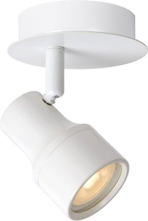 Lucide SIRENE-LED - Plafondspot Badkamer - Ø 10 cm - LED Dimb ...