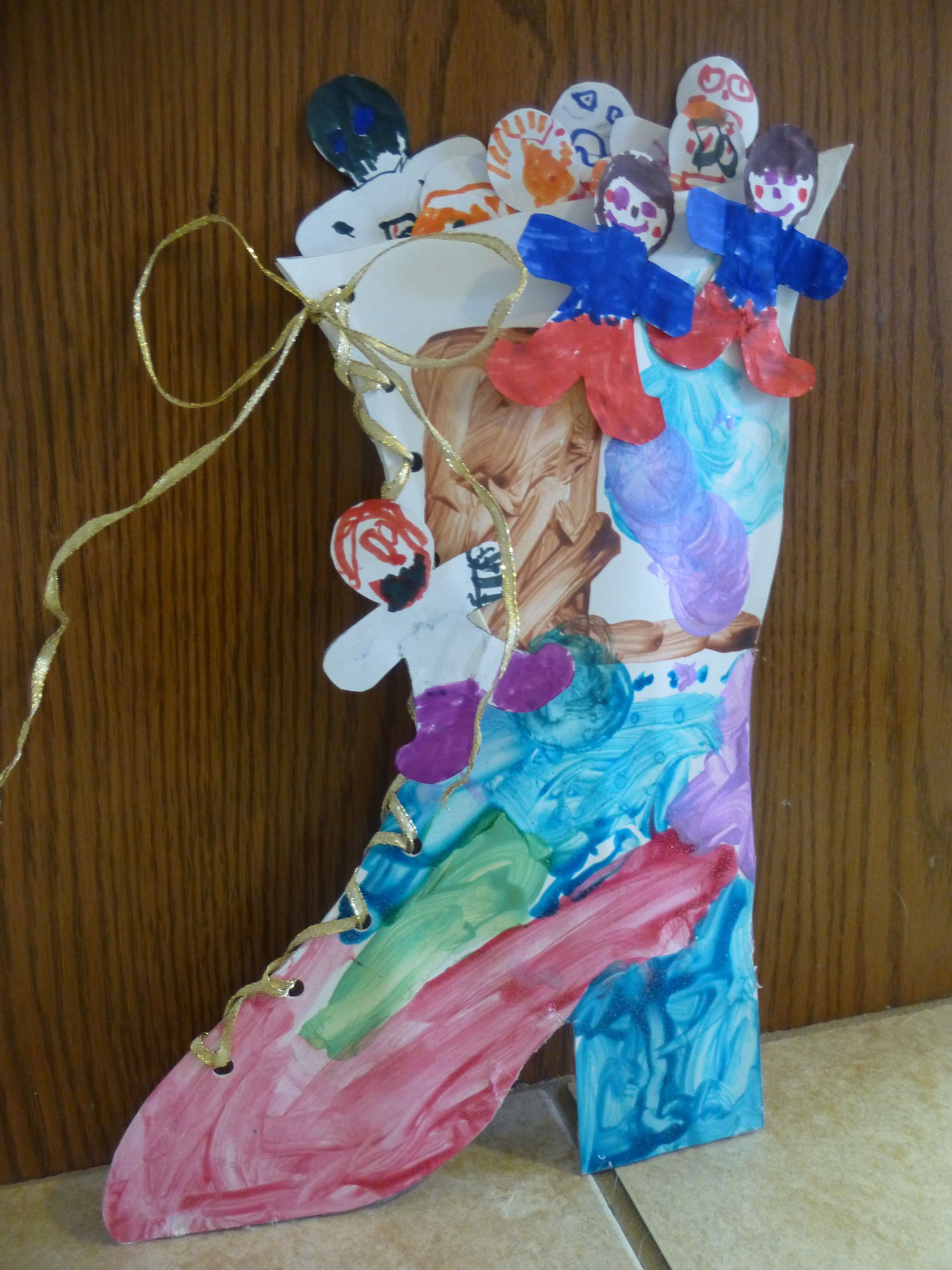 old woman who lived in a shoe | Jacob/Lorelei school | Pinterest ...