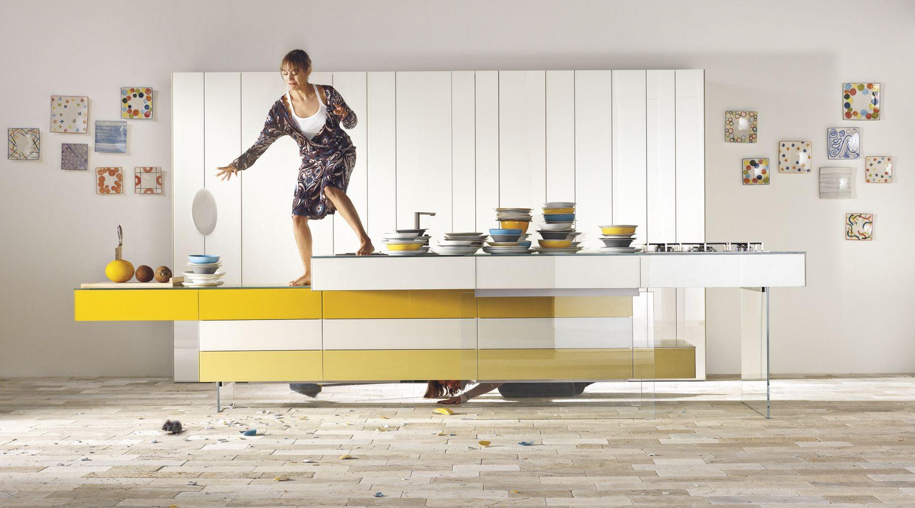 Küche 36e8 - LAGO