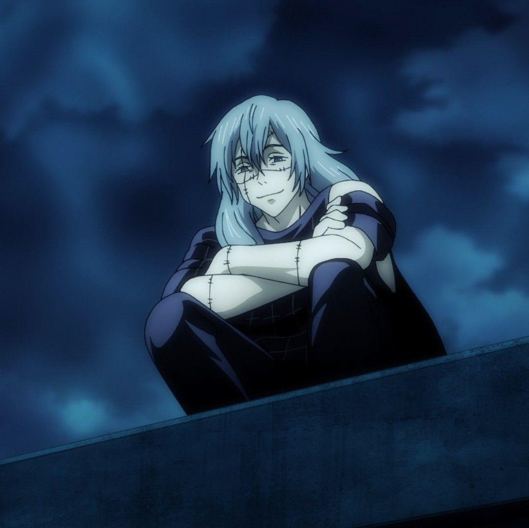 Mahito Jujutsu Profile Picture Anime