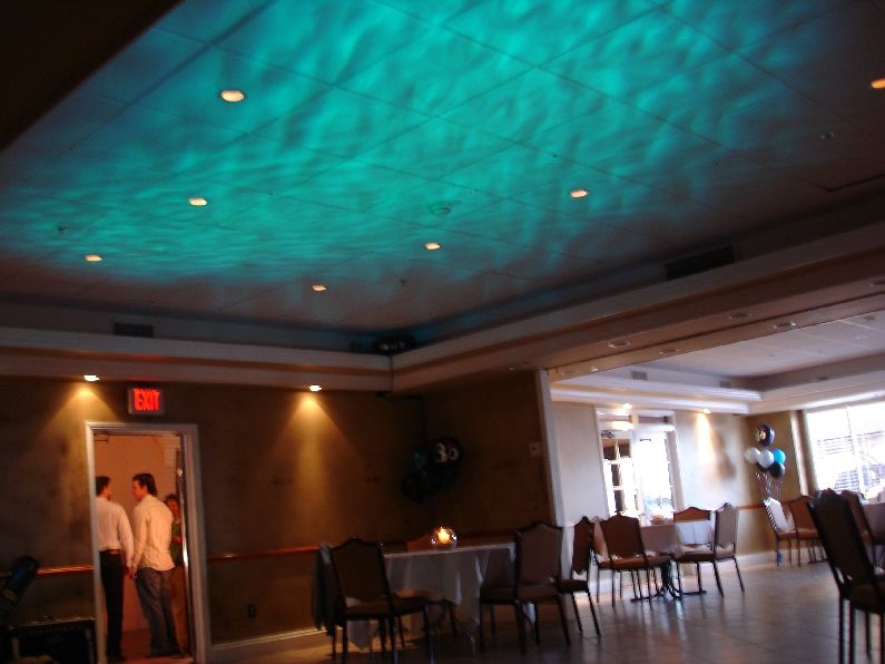 The illusion of flowing water on any surface- cascading waves ripple across the room! Specific color scan be chosen or the effect can be set to continually ... & The illusion of flowing water on any surface- cascading waves ... azcodes.com