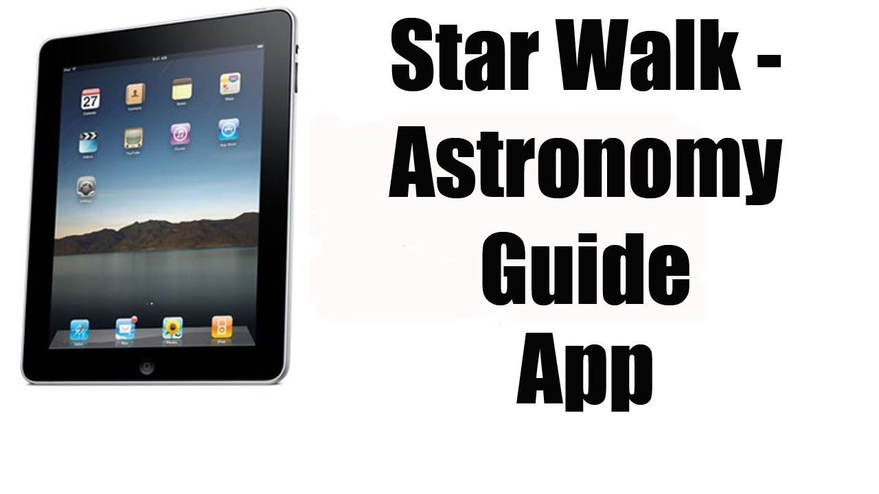How to use star walk astronomy guide app ipad lessons